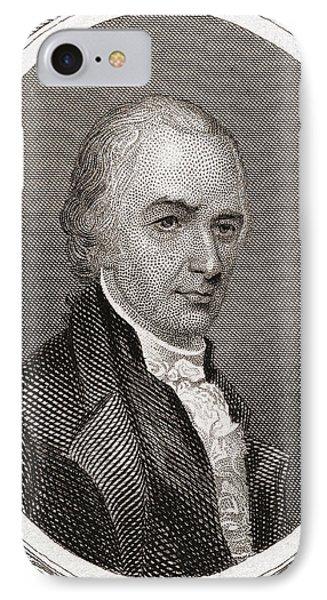 Alexander Hamilton IPhone Case by English School