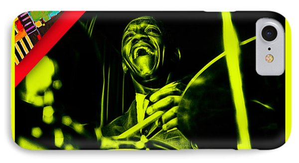 Art Blakey Collection IPhone Case by Marvin Blaine