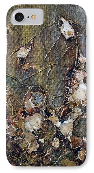 IPhone Case featuring the painting Autumn Leaves by Joanne Smoley