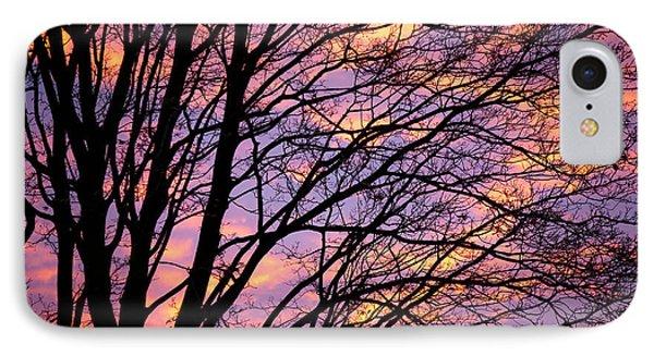 Autumn Sky Phone Case by Konstantin Dikovsky
