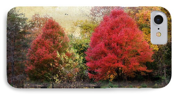 Autumn's Canvas Phone Case by Jessica Jenney