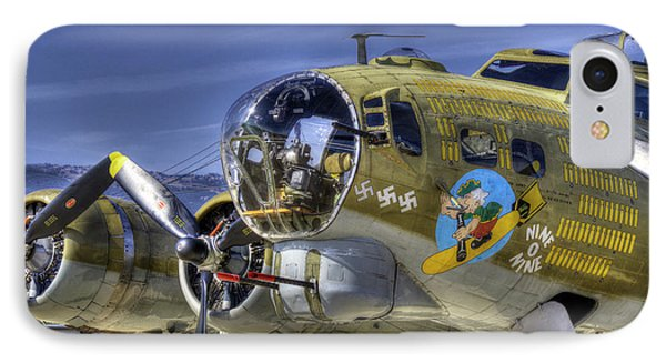 B-17 IPhone Case