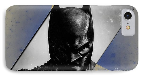 Batman Collection IPhone Case by Marvin Blaine