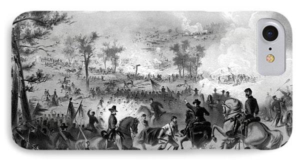 Battle Of Gettysburg Phone Case by War Is Hell Store