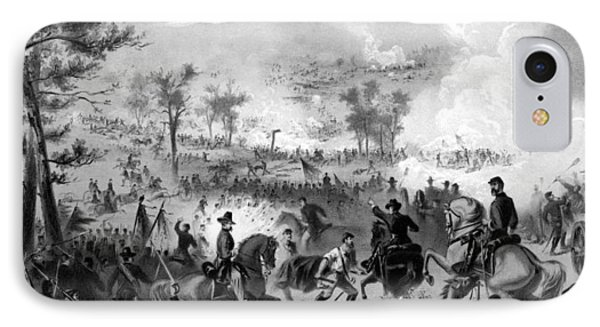 Battle Of Gettysburg IPhone Case