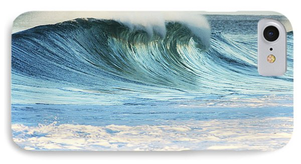 Beautiful Wave Breaking IPhone Case by Vince Cavataio - Printscapes