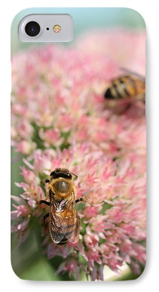 2 Bees Phone Case by Angela Rath
