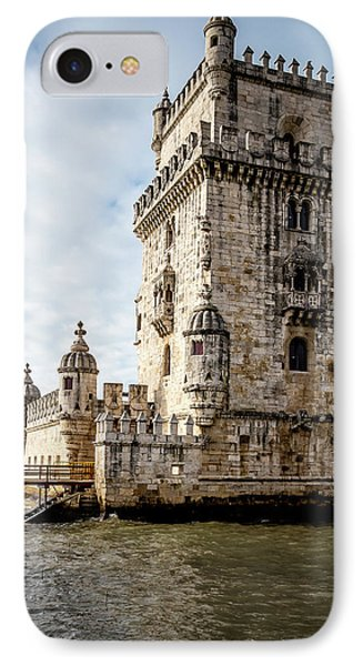 Belem Tower IPhone Case