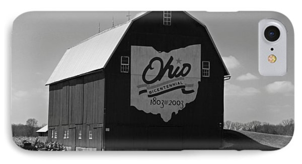 Bicentennial Barn IPhone Case by Michiale Schneider