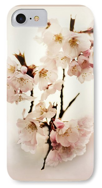 Blush Blossom IPhone Case by Jessica Jenney