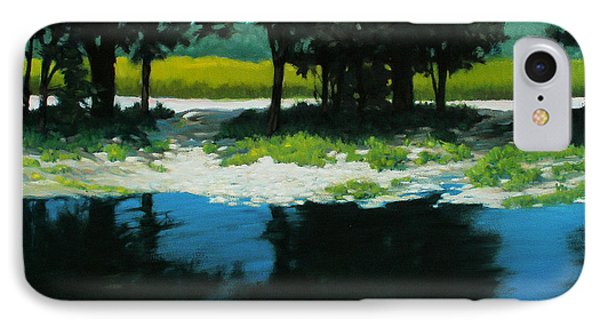 Boat Launch Phone Case by Kevin Lawrence Leveque