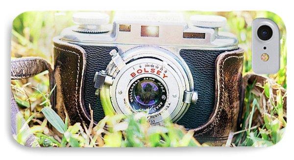 Bolsey B Rangefinder Camera IPhone Case