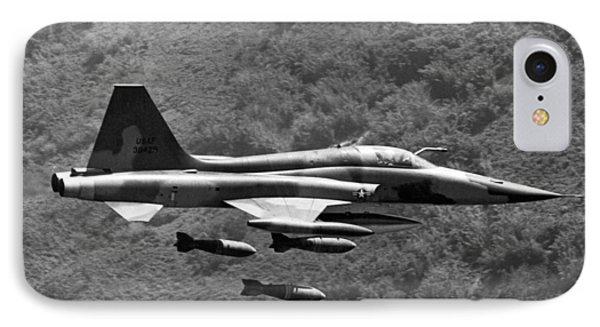 Bombing Vietnam IPhone Case