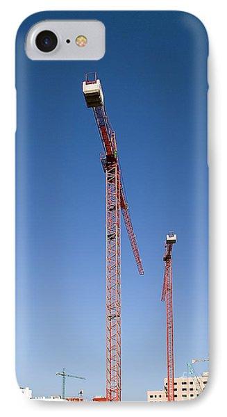 Building Site, Spain IPhone Case