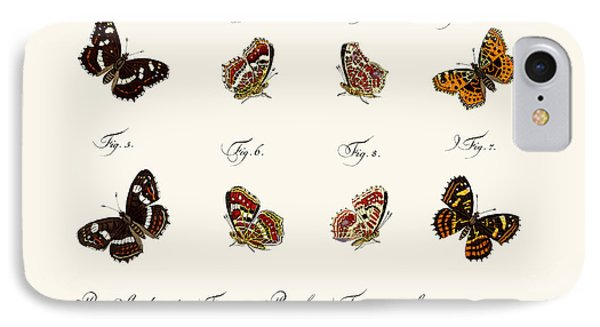 Butterflies IPhone Case by German School