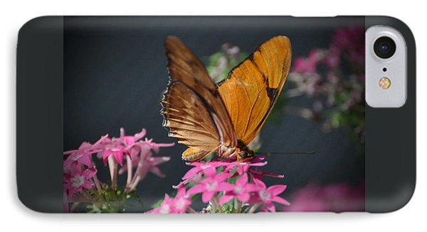 IPhone Case featuring the photograph Butterfly by Savannah Gibbs