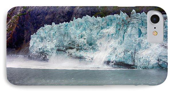 Calving Glacier IPhone Case