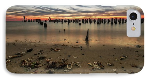 IPhone Case featuring the photograph Cape Charles by Kevin Blackburn