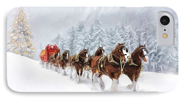 Carriage IPhone Case