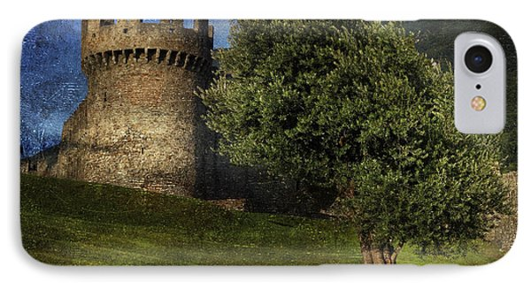 Castle Phone Case by Joana Kruse
