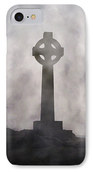 Celtic Cross IPhone Case by Joana Kruse