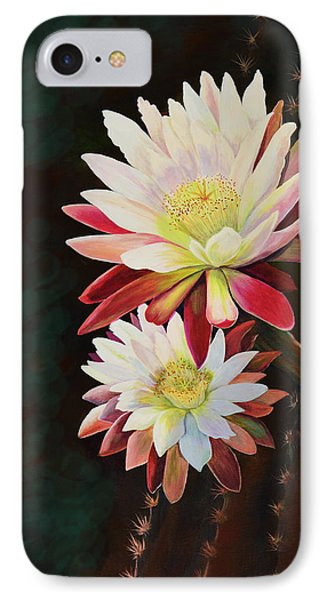 Cereus Business IPhone Case by Marilyn Smith