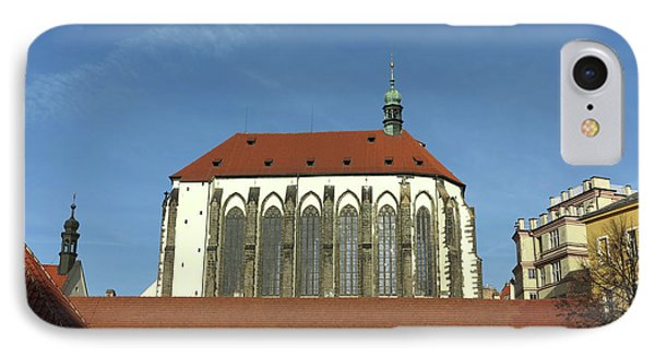 IPhone Case featuring the photograph Church Of The Virgin Mary Of The Snow by Michal Boubin