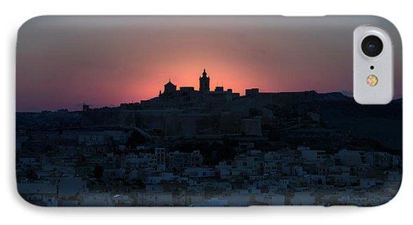 Cittadella - Gozo IPhone Case by Joana Kruse