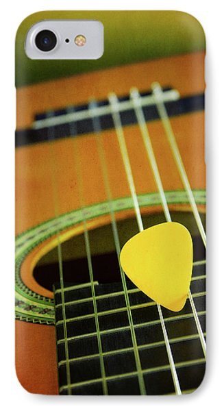 IPhone Case featuring the photograph Classic Guitar  by Carlos Caetano