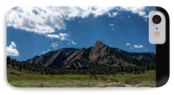 Colorado Landscape IPhone Case by Anthony Dezenzio
