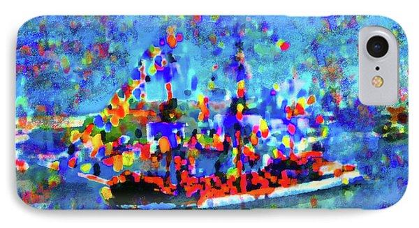 Colors Of Gasparilla IPhone Case