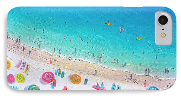 Colors Of The Beach IPhone Case