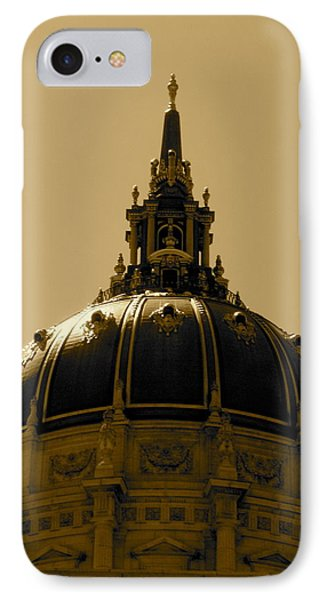 IPhone Case featuring the photograph Cupula by Fanny Diaz