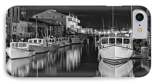 Custom House Wharf IPhone Case by Richard Bean