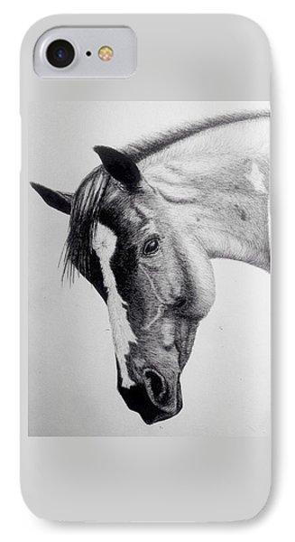 Custom Portrait Horse IPhone Case
