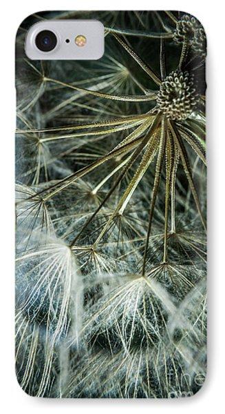 Dandelions Phone Case by Iris Greenwell