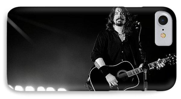 Dave Grohl IPhone Case by Ben James