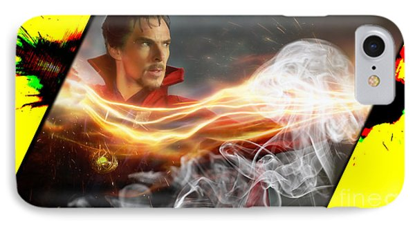 Doctor Strange Collection IPhone Case by Marvin Blaine