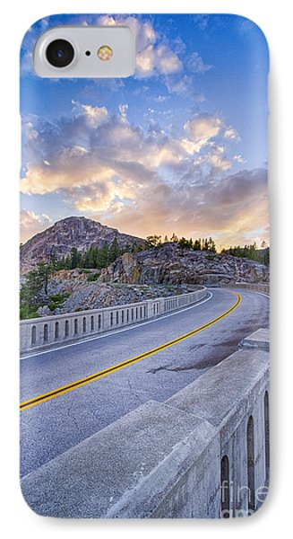 Donner Memorial Bridge IPhone Case