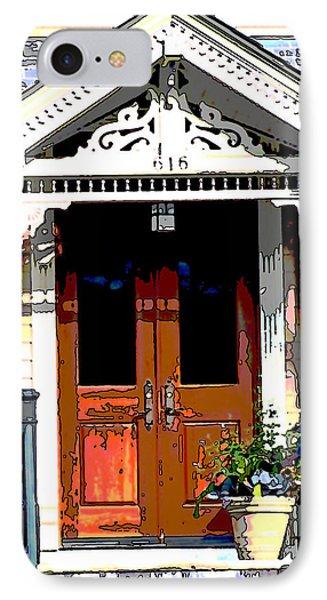 Door Series Phone Case by Ginger Geftakys