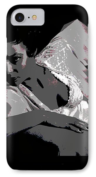 Dorothy Jean Dandridge IPhone 7 Case by Charles Shoup