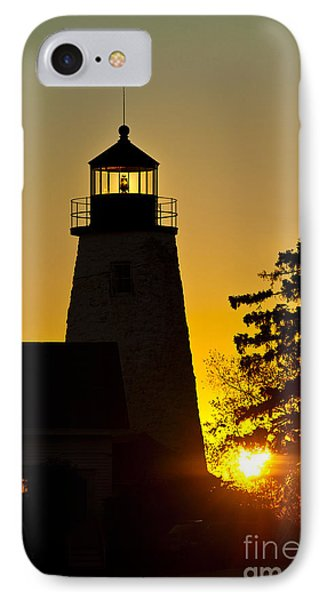 Dyce Head Lighthouse Phone Case by John Greim