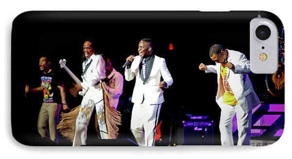 Earth Wind And Fire Phone Case by April Sims