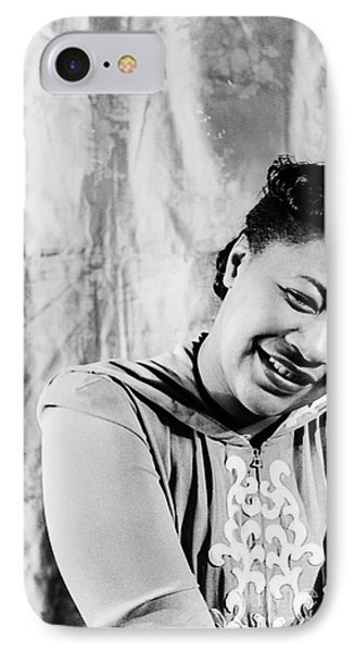 Ella Fitzgerald (1917-1996) Phone Case by Granger