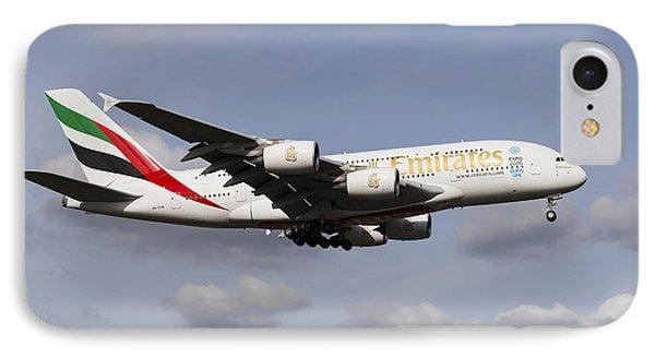 Emirates A380 Airbus IPhone Case