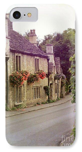 IPhone Case featuring the photograph English Village by Jill Battaglia