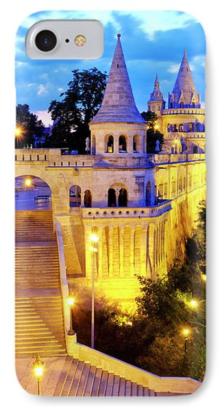 IPhone Case featuring the photograph Fisherman's Bastion by Fabrizio Troiani
