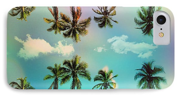 Beach iPhone 7 Case - Florida by Mark Ashkenazi
