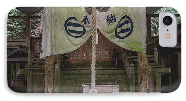 Forrest Shrine, Japan IPhone Case