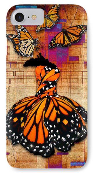 IPhone Case featuring the mixed media Freedom To Be by Marvin Blaine